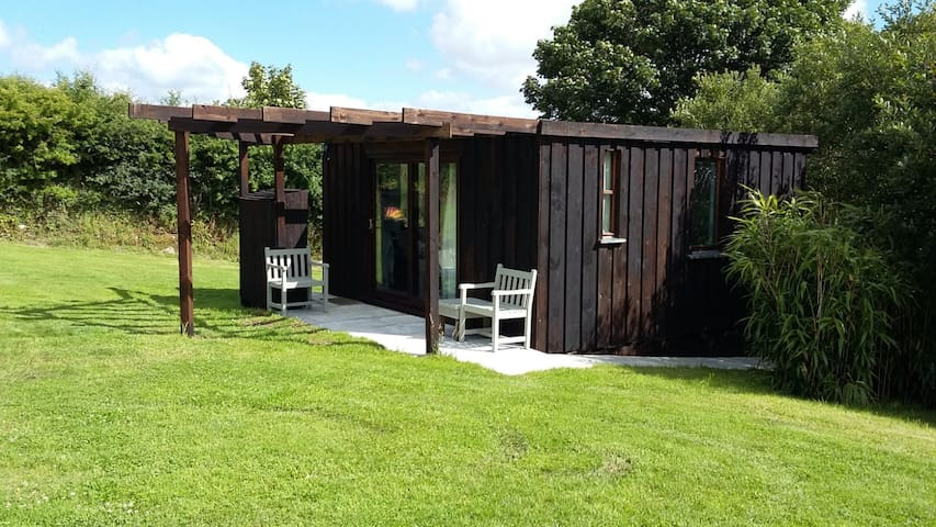 The Nook glamping studio retreat self contained