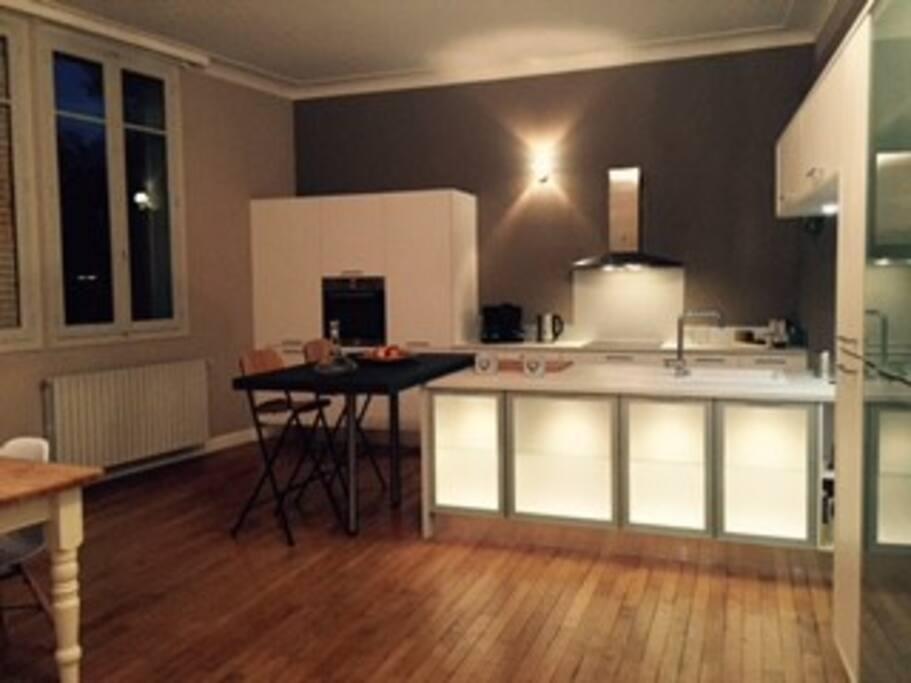 Kitchen / Salle à manger
