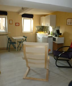 studio indépendant au centre ville - Metz - Apartment