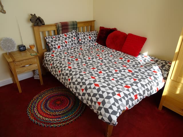 Double Room 3.5m from Leeds CC - Leeds