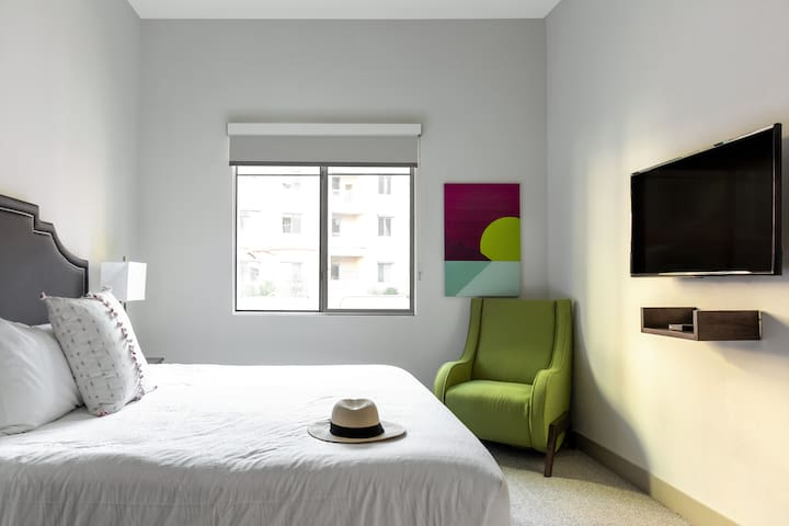 Hip Two Bedroom at The District