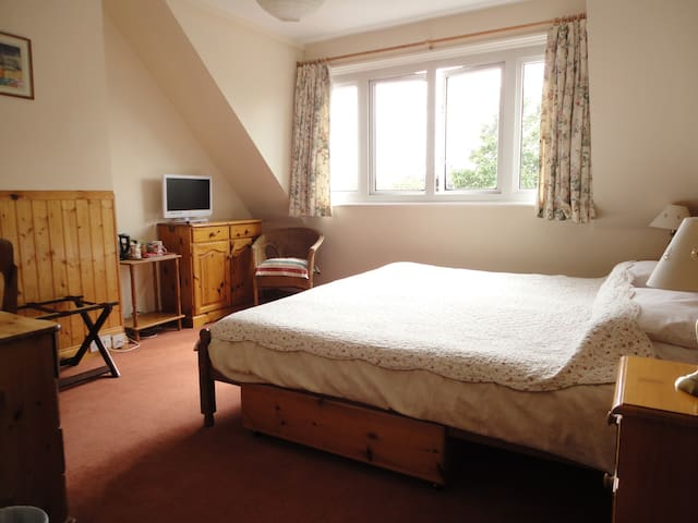 Single/twin/double room in the Acorn Guest House. - Oxford - Bed & Breakfast