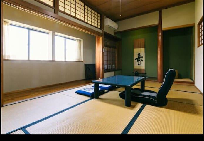 10min to Hakata St,41min to Fukuoka AP, 3 big room