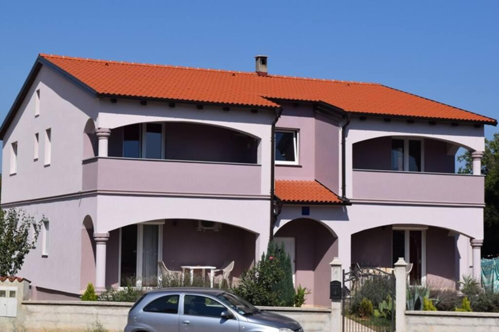 Haus Vukalović