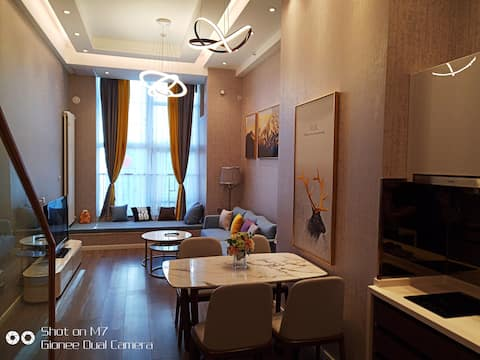 北京市房山长阳地铁LOFT精装北欧风情高档公寓