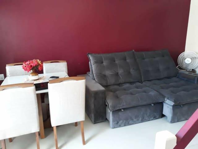Sala de estar / sofá cama