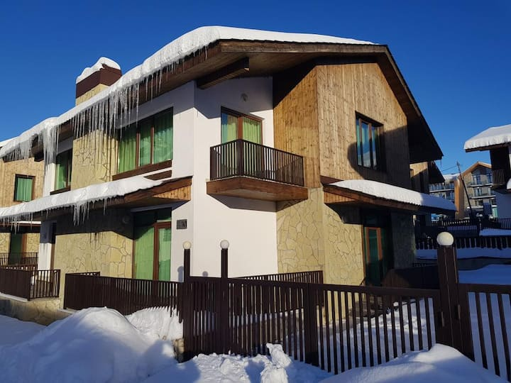 Town House Cottage Bakuriani, Crystal, Didveli