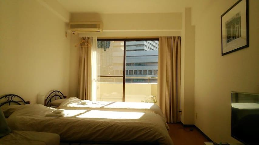 Shinjuku comfortable Apartment in Big Sale!新宿! - Shinjuku-ku - Flat