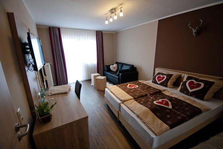 Schenk´s Landgasthof, Zimmer 1