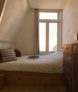 Cosy bedroom in very nice apartment - Lejlighed