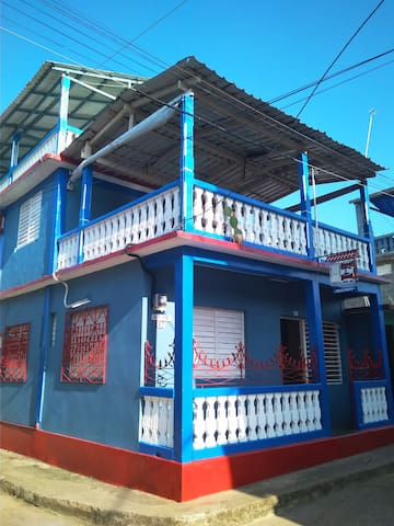 Space and Comfort in the Heart of Baracoa