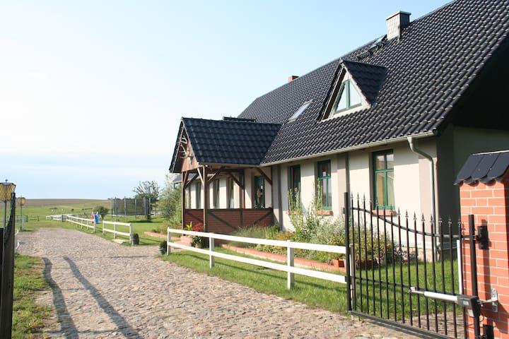 Urlaubshof Markgraf ( Ferienwohnung )
