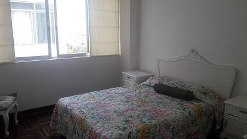 Habitación con baño privado muy segura. - Lima - Appartement en résidence