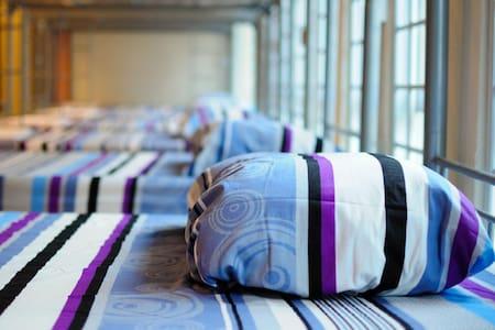 14 Beds Mixed Dorm(1) (with windows) - Singapore - Vandrarhem