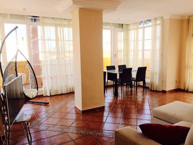 Atico 2 dormitorios - La Cala del Moral - Apartment