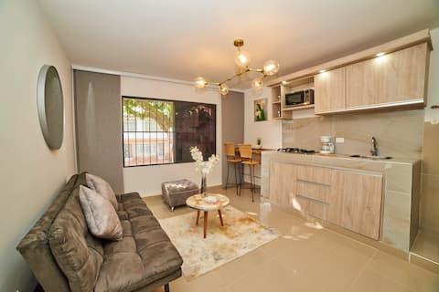 Elegante apartamento ubicado en San Fernando Cali