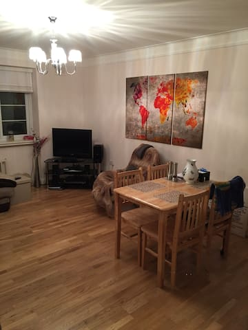 Bright and airy Brixton Flat! - London - Apartment