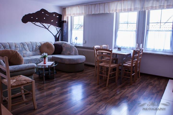 Gruppenhaus bis 16 Personen im Südharz