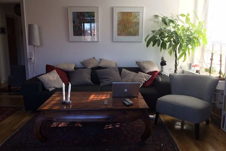 Cozy and spacious appartment in the heart of town. - Birkerød
