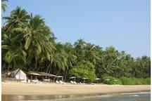 Cola Beach Resort