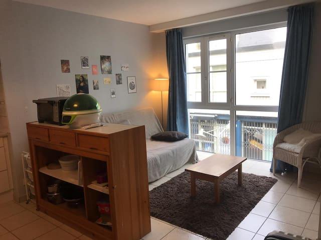 Studio (30m²) près Vieux Port La Rochelle
