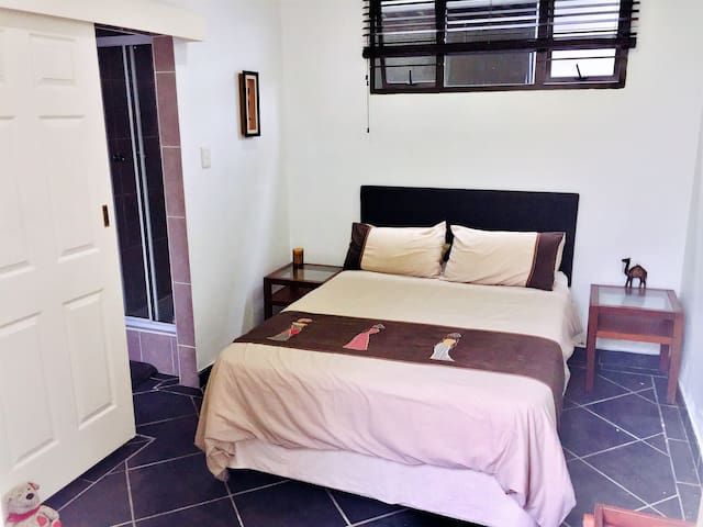 Comfortable guest room separate entrance Northdene