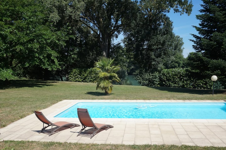 Petit coin de paradis proche Lyon
