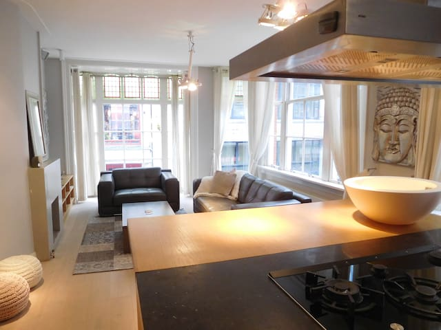 Damsquare view   Private Apartment   Luxurious BIG