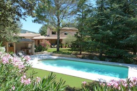 Grande villa en Luberon, Provence - Lauris - Villa