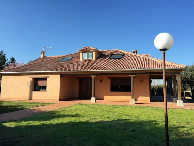 Villa El berrocal - Ortigosa del Monte - Haus