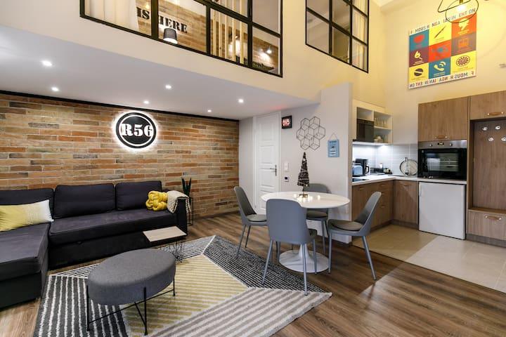 R56 Apartment