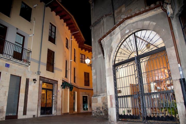 Suite Cantarranas Iglesia S. Martín- Plaza Mayor