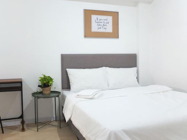Family comfortable room @Pulau Tikus
