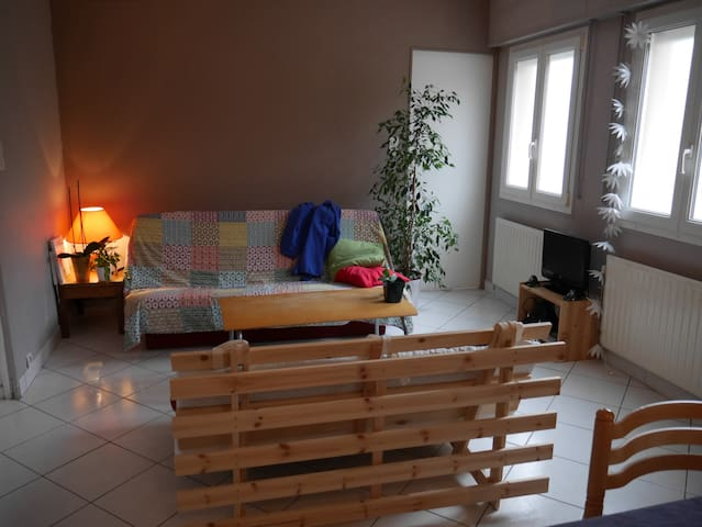 A Quiet place in Fort-Mahon - Fort-Mahon-Plage - Appartement