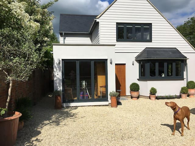 Riverside property, Dorchester-on-Thames
