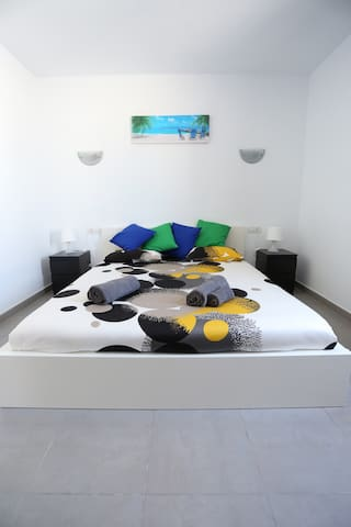 T202. Cosy apartment in Costa Teguise.
