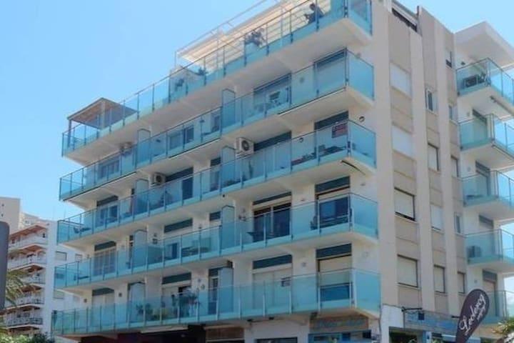 Apartamento Playa Arenas  1ª linea (Javea)