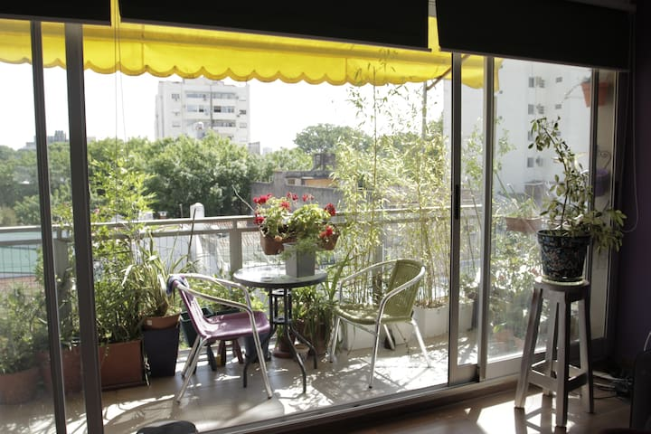 Cosy apartment in Saavedra´s neighbourhood - Buenos Aires - Huoneisto