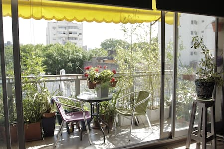Cosy apartment in Saavedra´s neighbourhood - Buenos Aires - Wohnung