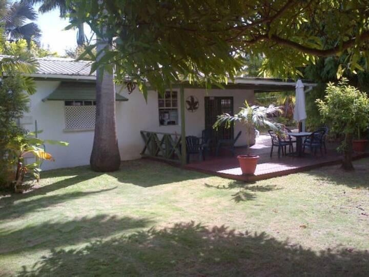 Beautiful Bajan Oasis