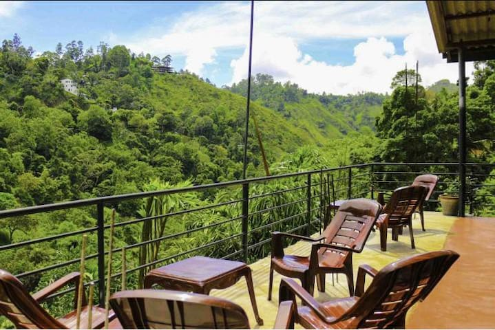 Rawana Mountain View double room