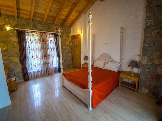 KAYA403-Private pool Villa with 2 bedroomed - Fethiye - Villa