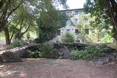 Le Manoir de Bastelica - Bastelica - Bed & Breakfast