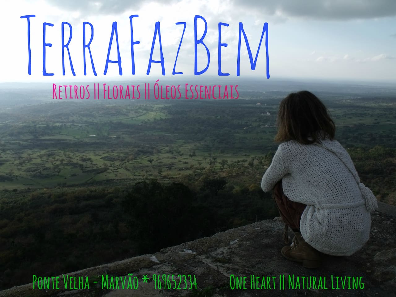 Retreats / Flower Remedies / Essential Oils / Forest Bathing