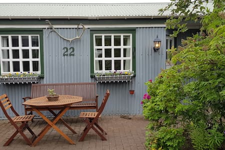 Lovely cottage in a peaceful area near Reykjavík