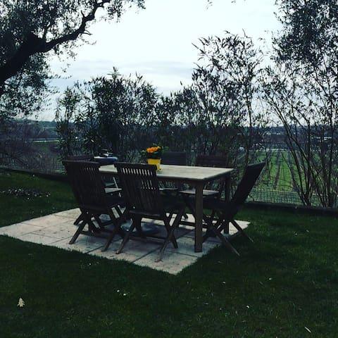 Appartamento turisti X 4/6 pers - Bardolino - Leilighet