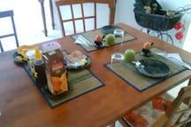 Frühstück für 2 Personen!  Breakfast