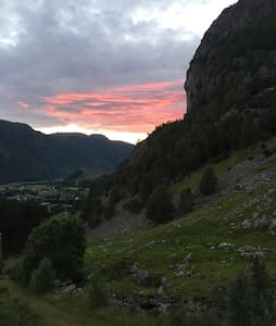 Good apartment for hiking in the surrounding area - Gjesdal - 公寓