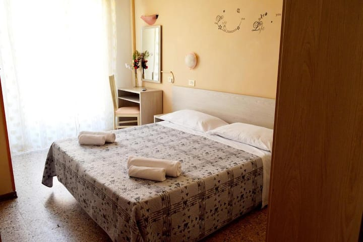New Hotel Cirene Double Room with Breakfast