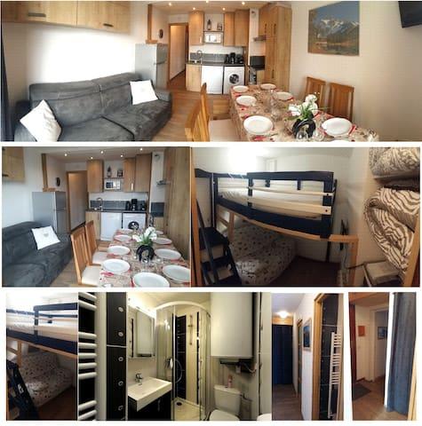 Ménuires: Rent Beautiful apartement